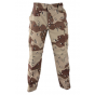Kalhoty US - BDU 6Color Desert / XSmall