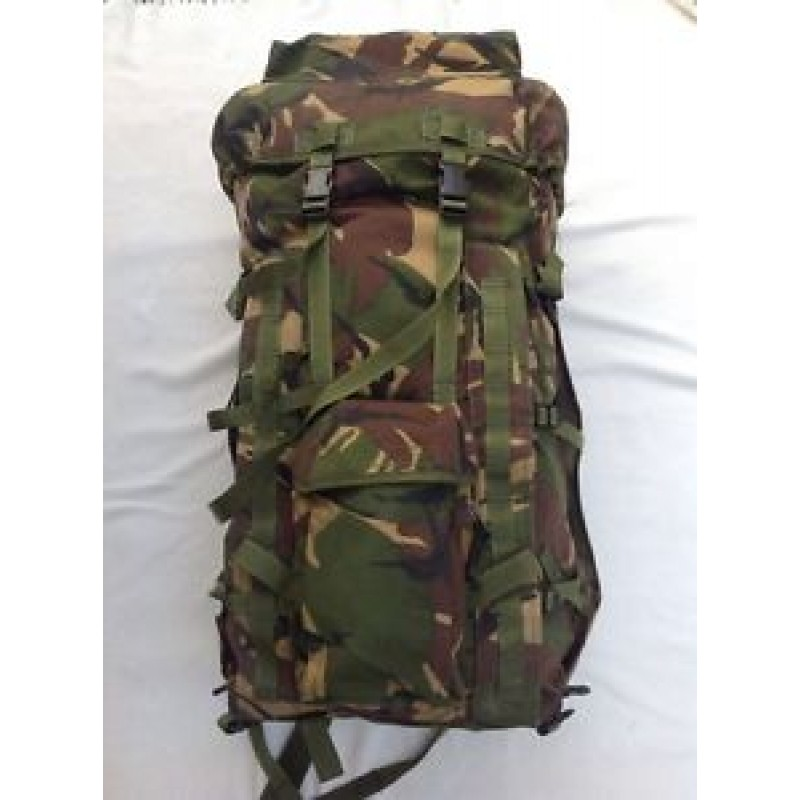 Batoh PLCE Infantry Bergen Long 100L DPM Woodland