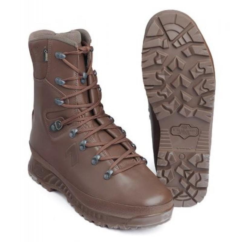Boty HAIX Boots Cold Weather hnědé / velikost 8M