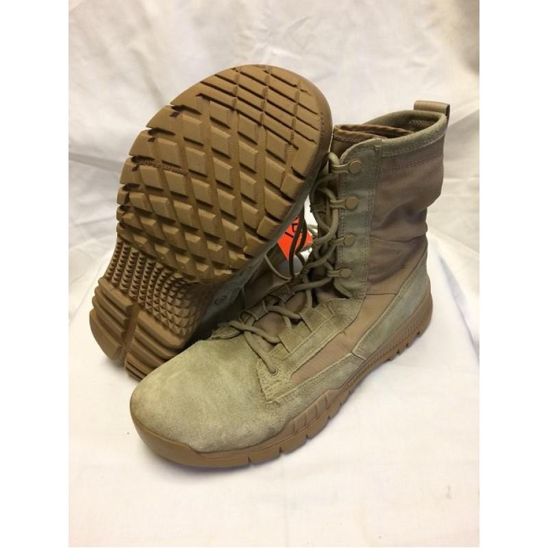"Boty Nike SFB Field 8"" Tactical Desert"