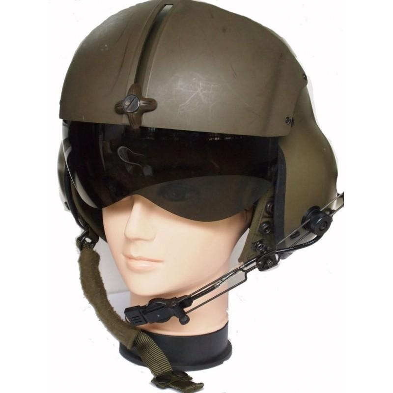 Helma US Pilot - náhradní tmavá skla GENTEX CORPORATION