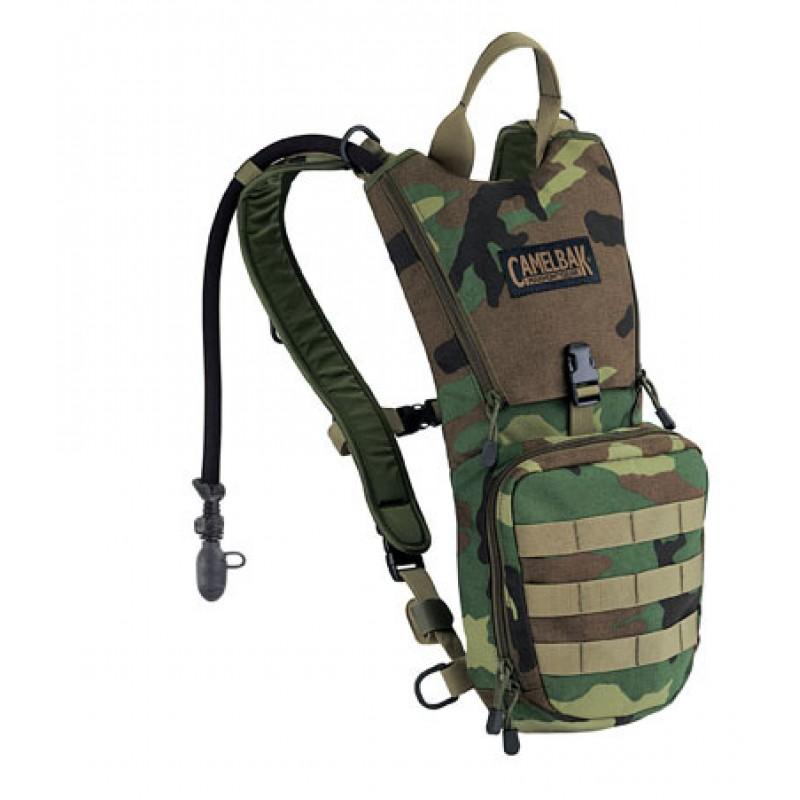 Camelbak Ambush 3L Woodland