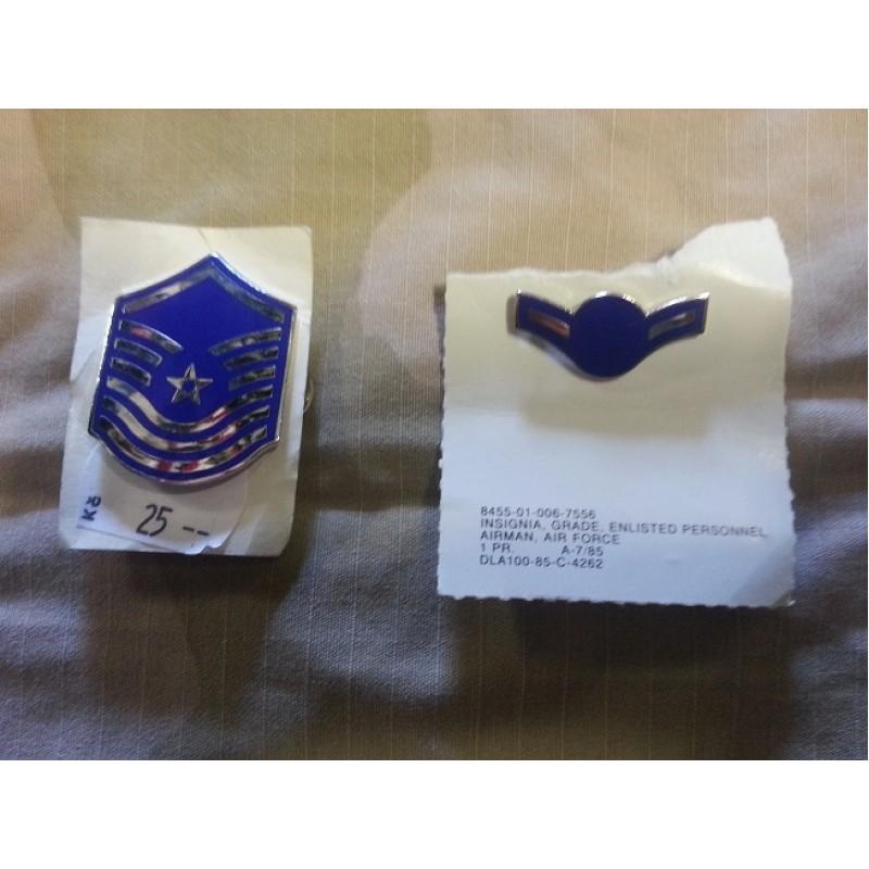 Hodnosti USAF