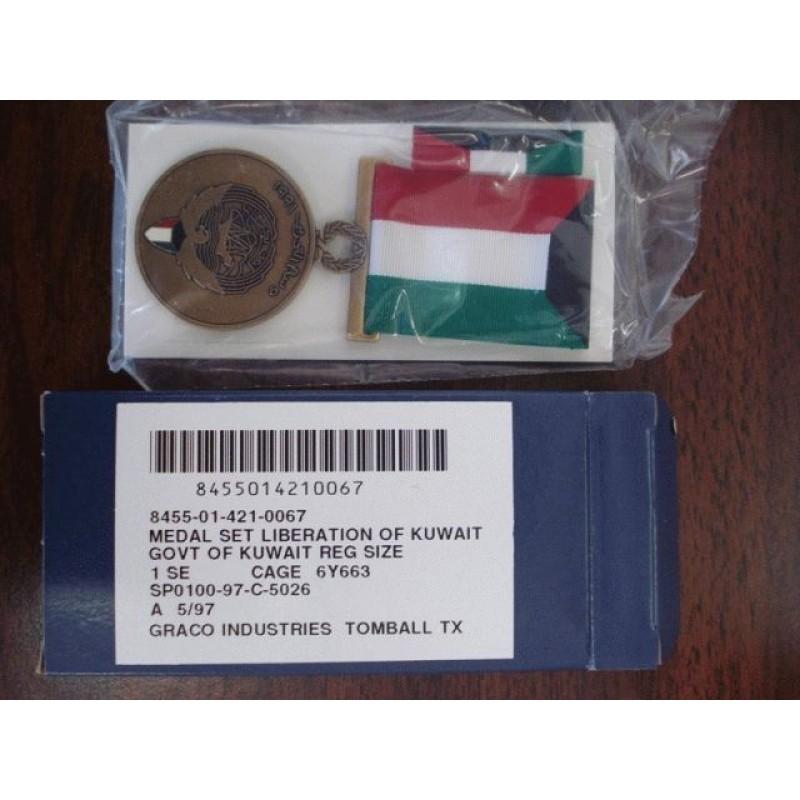 Medaile US Kuwait