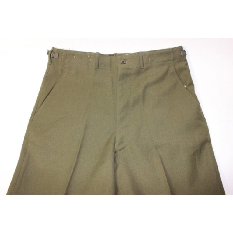 Kalhoty Barrack Dress hnědé