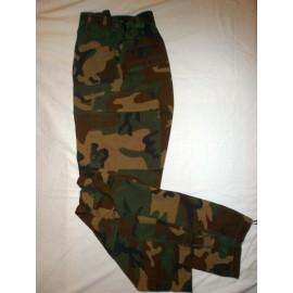 Kalhoty US nomex Aircrew combat woodland/medium, large
