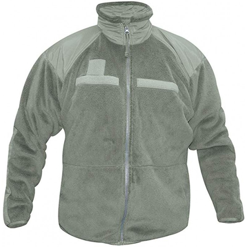 Mikina US Fleece Polartec Foliage Green