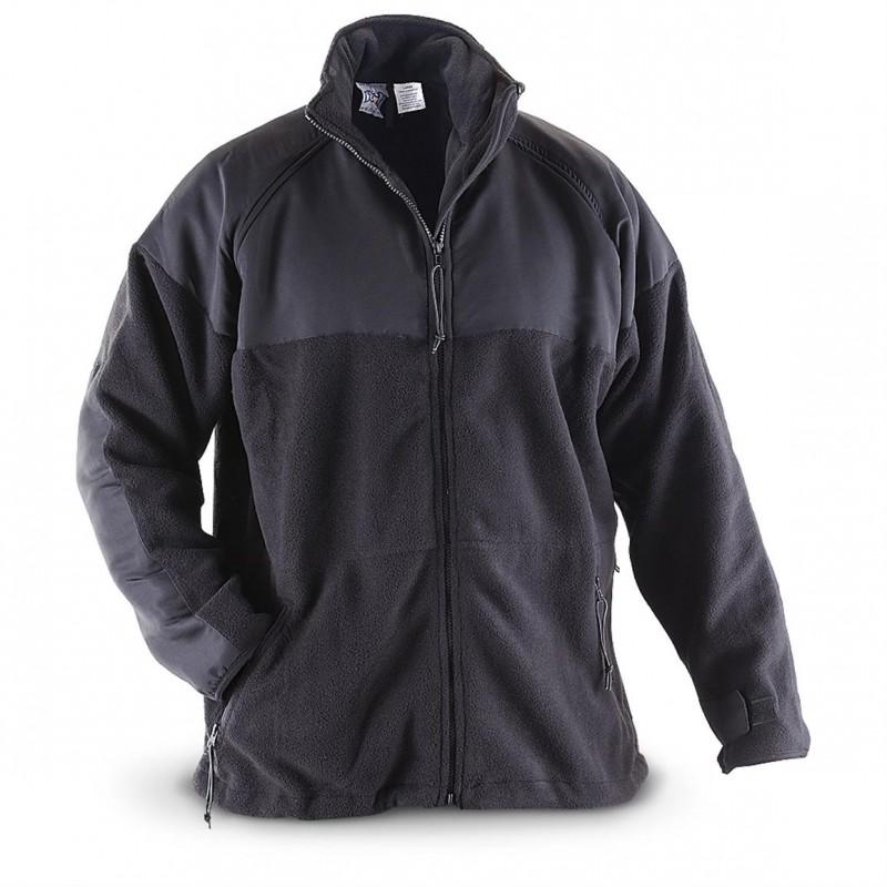 Mikina US Fleece Polartec 300 černá