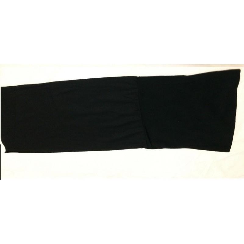 Nákrčník Fleece černý