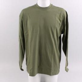 Triko s dlouhým rukávem AČR zelené / Velikost 96-100