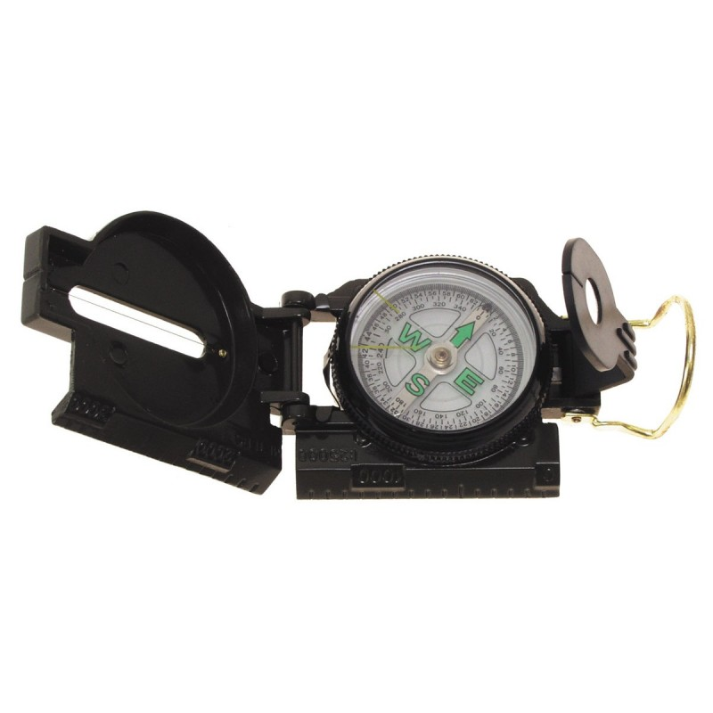 Kompas kovový replika US