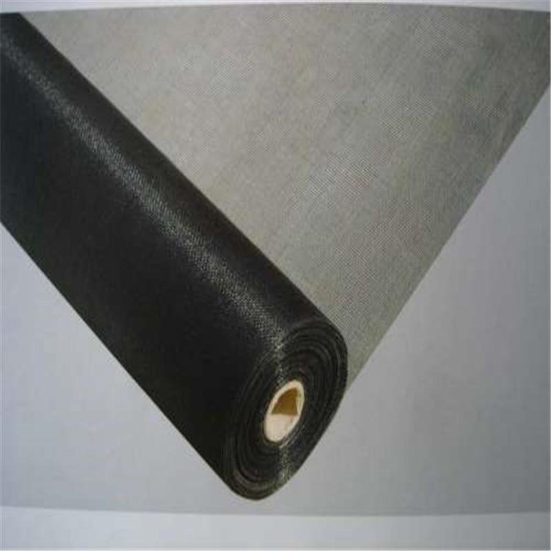 Role screening plastic coated fibers - metráž