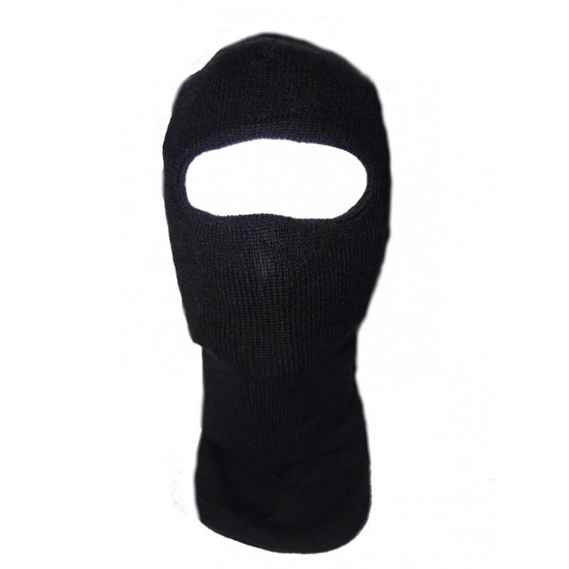 Balaclava Face Mask černá