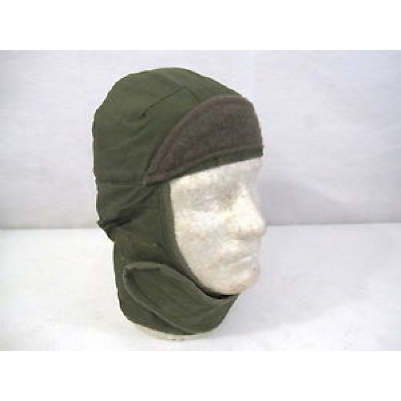 Balaclava Liner Cold Weather zelená