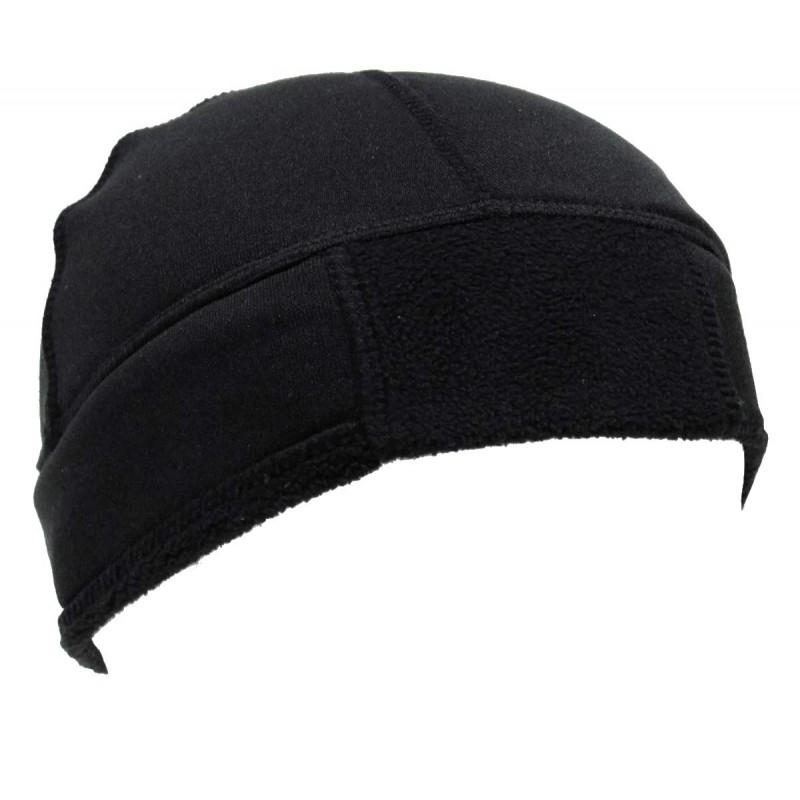 Čepice Fleece Černá