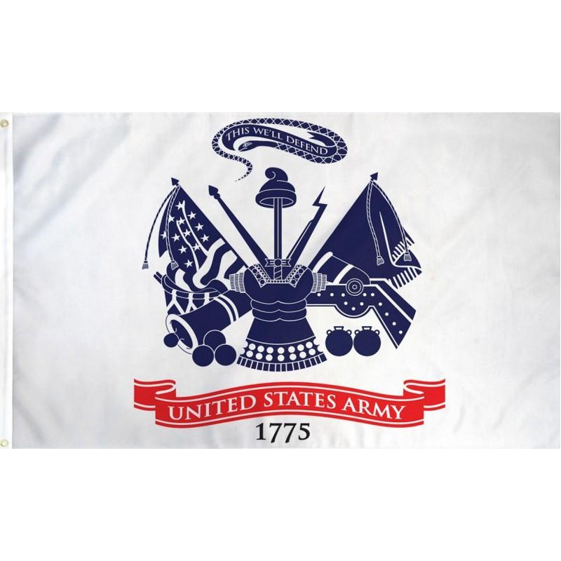 Vlajka United States Army 150x90